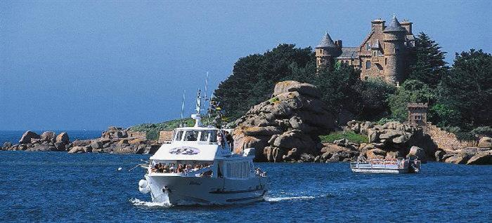 Self catering Islands of Brittany
